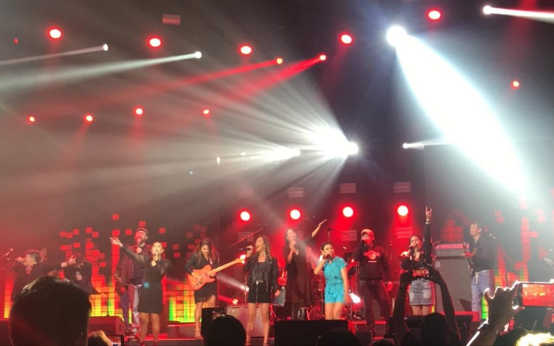 A sure blast from the past – Reliving the 90's at the '90's Upload Concert