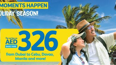 Photo of Fly to the Philippines with Cebu Pacific for only Dh 326