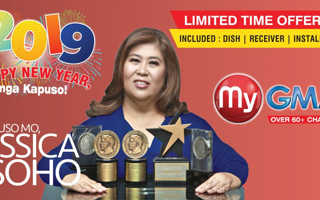 Get 2 months free + other freebies by subscribing to MyGMA this 2019!