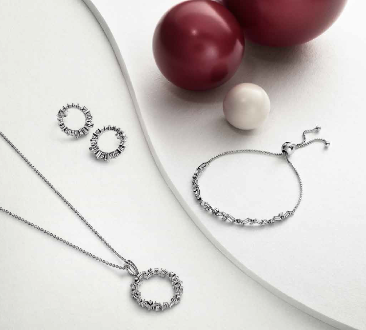 Give a gift of brilliance this Christmas with PANDORA