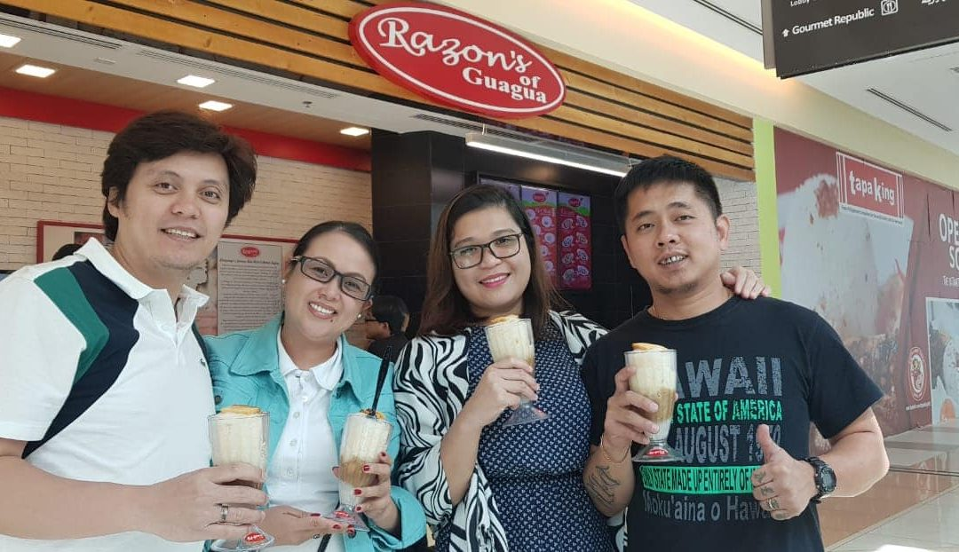 LOOK: Razon's of Guagua opens its doors in Abu Dhabi