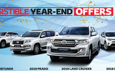 Toyota offers special year-end sale on best-selling models