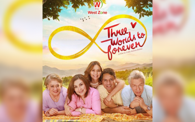 WATCH: Three Words to Forever to premiere in the UAE