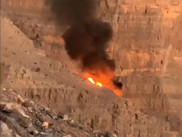 Four dead in Jebel Jais Mountain helicopter crash