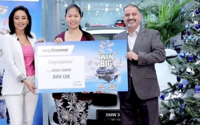Pinay nanny wins BMW car, to save money from sale for kids' future