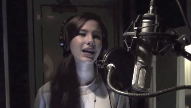 Photo of WATCH: Be mesmerized with Catriona Gray's singing voice