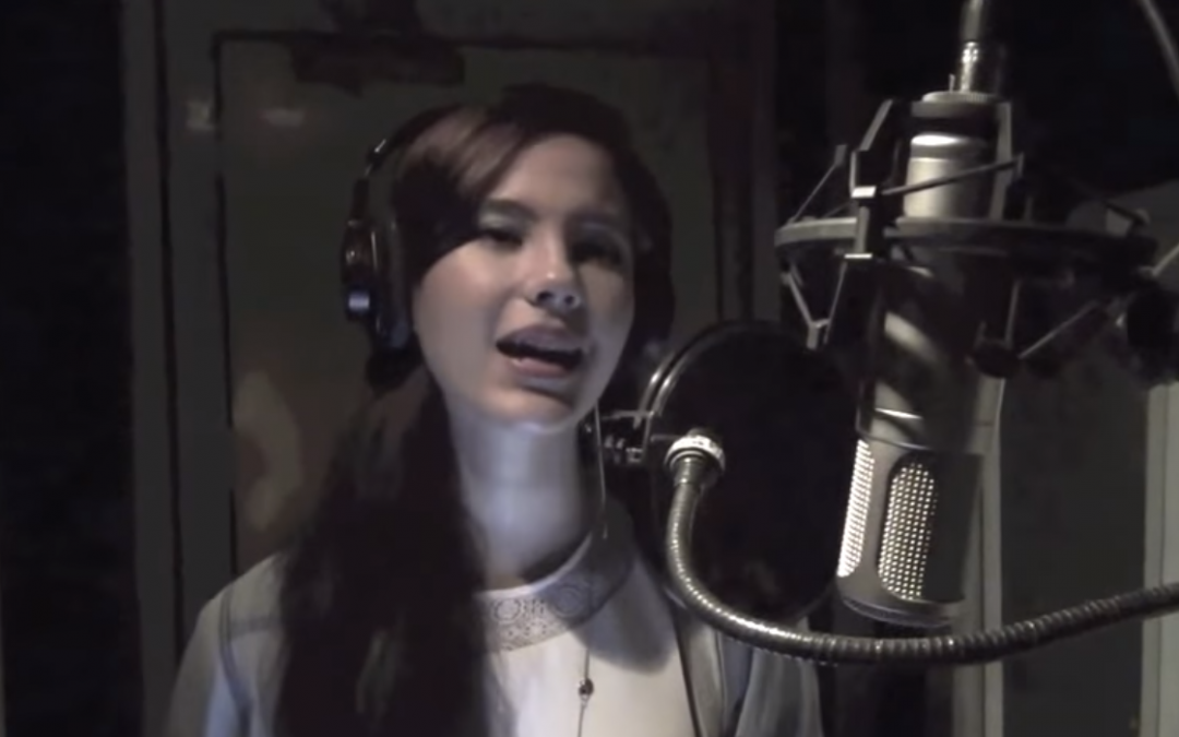WATCH: Be mesmerized with Catriona Gray's singing voice