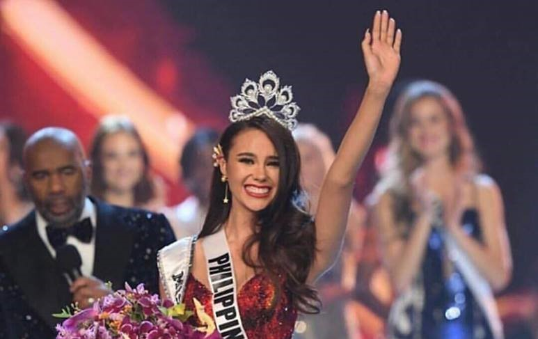 WATCH: Here's what happened after Catriona Gray was crowned Miss Universe 2018