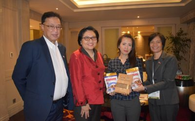 Pinoy product Instayum Mushroom Chips wins bronze at SIAL Middle East 2018 Innovation Contest