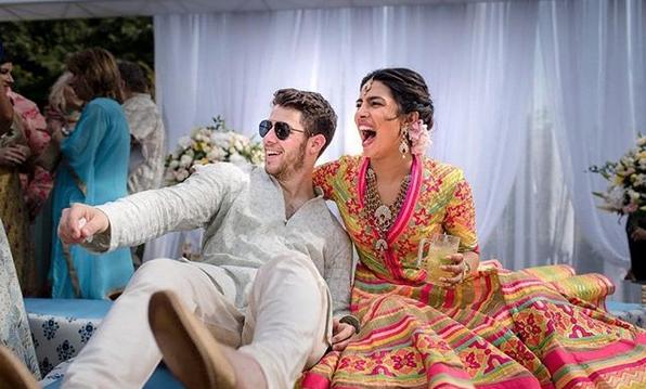 LOOK: Nick Jonas, Priyanka Chopra tie the knot