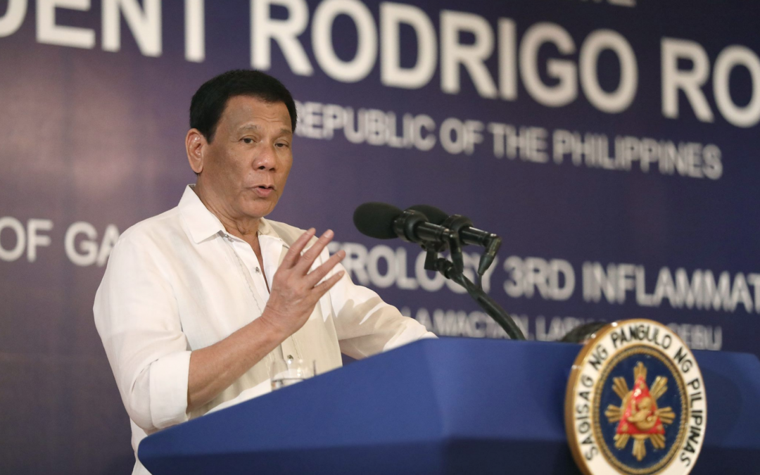 Duterte says OFWs' taxes are safe, well spent