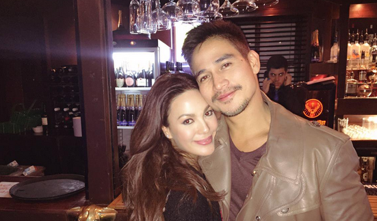 "KC Concepcion to netizen on Piolo Pascual: ""We are good"""