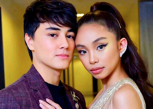 Maymay Entrata, Edward Barber thank OFWs in Dubai