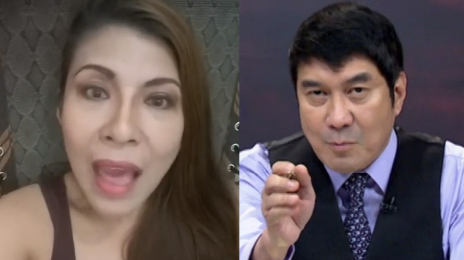 Mystica calls out Raffy Tulfo for failing to help her