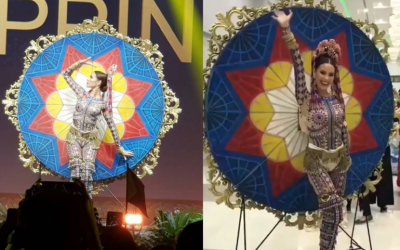 Catriona Gray disappointed over her national costume mishap in Miss Universe