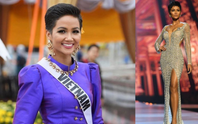 Miss Vietnam: From domestic helper to the top of the universe