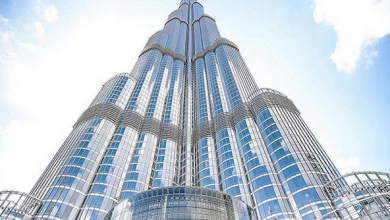 Photo of Burj Khalifa among top 10 most visited destinations in the world