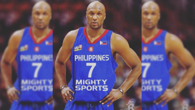 Photo of NBA star Lamar Odom to play for PH team in Dubai tourney