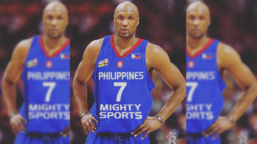 NBA star Lamar Odom to play for PH team in Dubai tourney