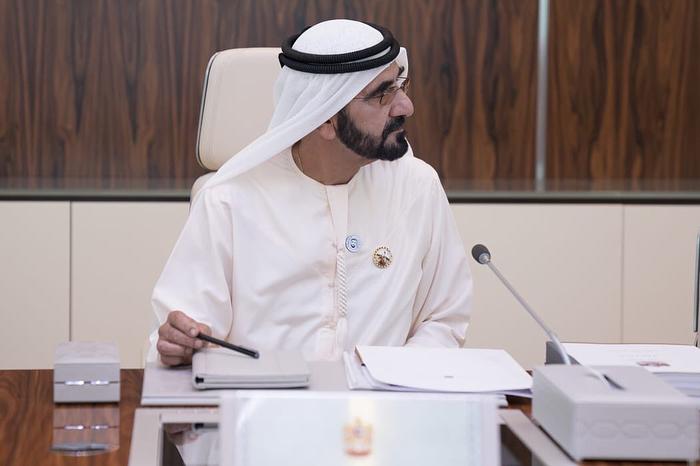 LOOK: Sheikh Mohammed bin Rashid hailed as Instagram's 9th most followed leader