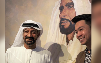 Meet the Pinoys making waves in the UAE's art scene