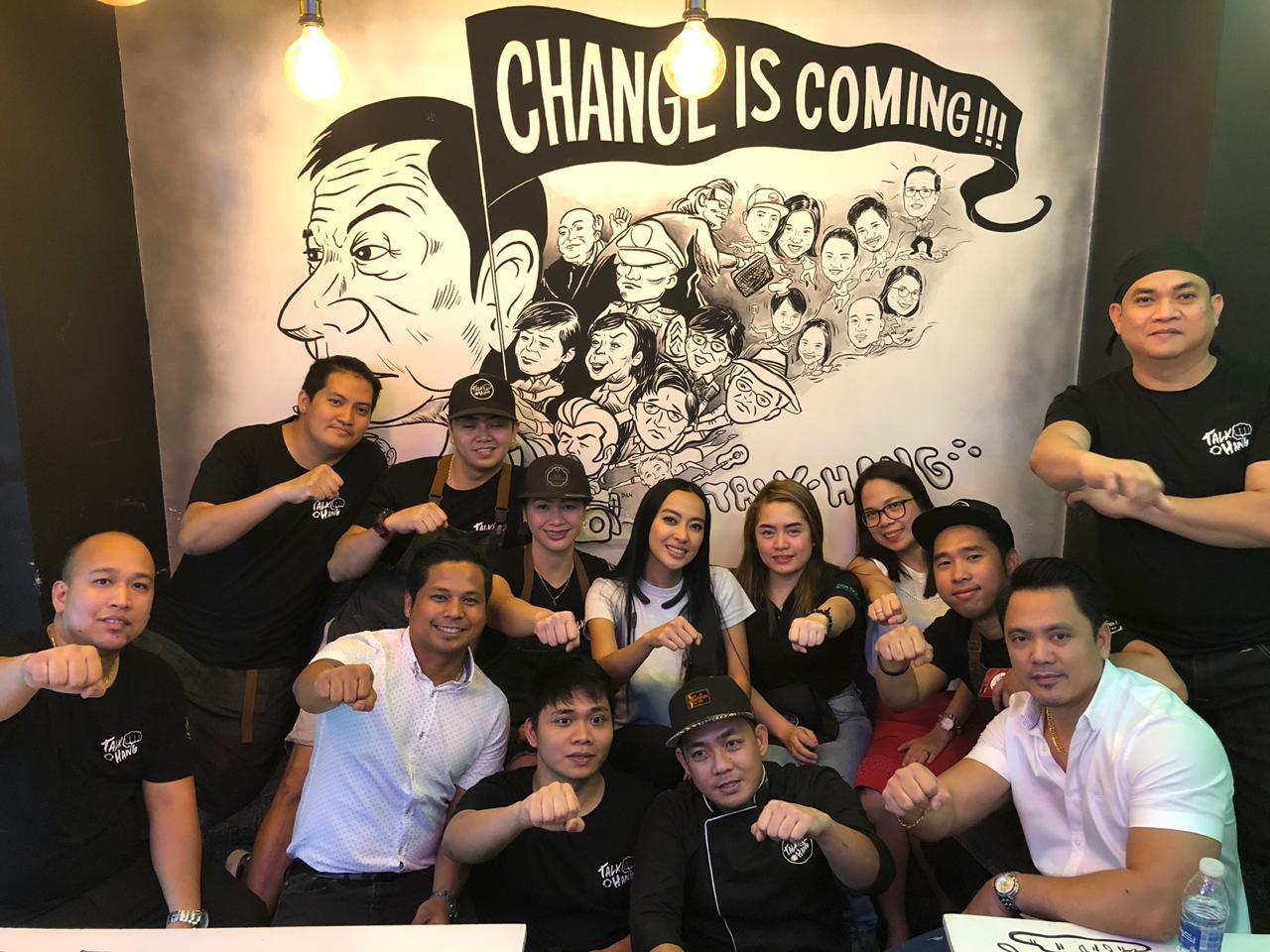 Talk Hang celebrates 1st year anniversary - The Filipino Times