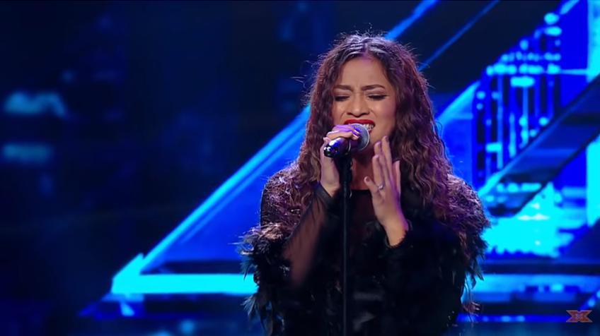 "Filipina singer advances to ""X Factor Romania"" live shows"