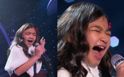 WATCH: Fil-Am singer Angelica Hale belts out Christmas song on US show