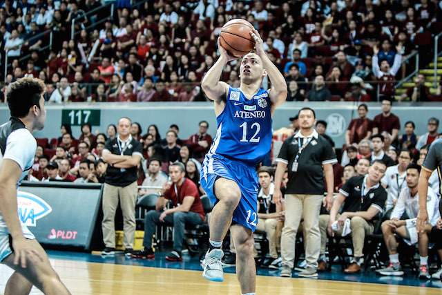 Ateneo beats UP to win UAAP men's basketball finals
