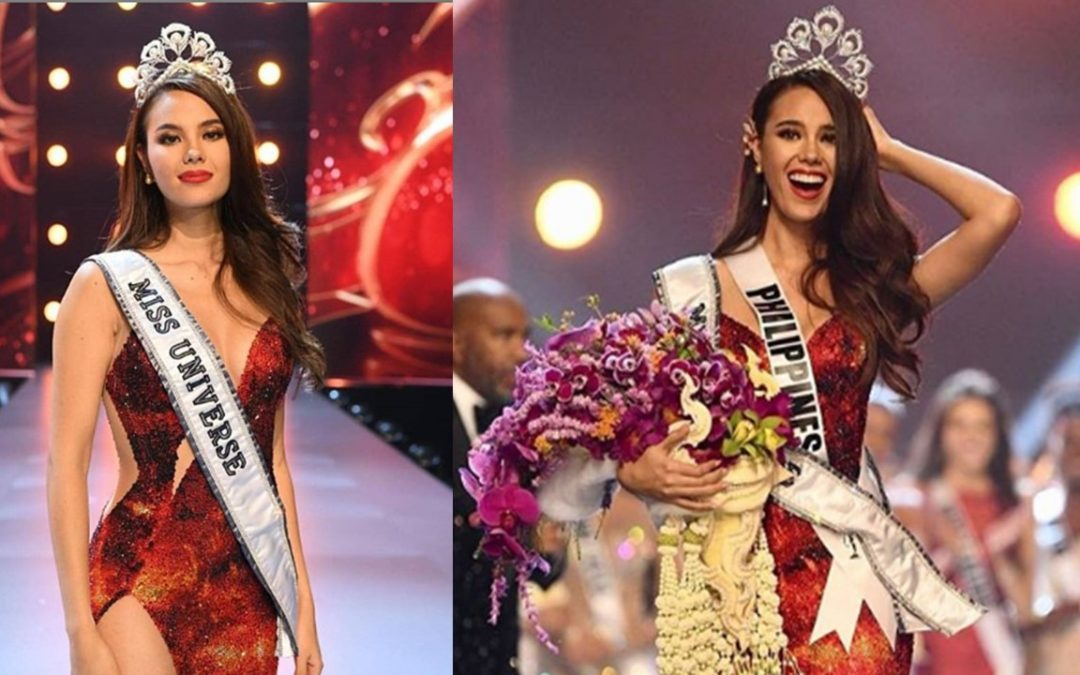 Miss Universe 2018 Catriona Gray is coming home to PH