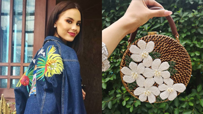 Catriona Gray gives hint about her Miss Universe national