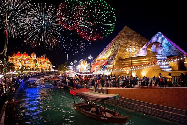 Global Village to light up the UAE's Biggest New Year's Eve celebrations with 7 signature fireworks shows