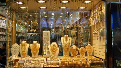 Photo of UAE gold price drops; 18K at Dh119