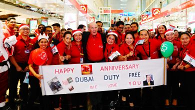 Photo of Dubai Duty Free marks 35th year, thanks Filipino staff for 'being part of success'