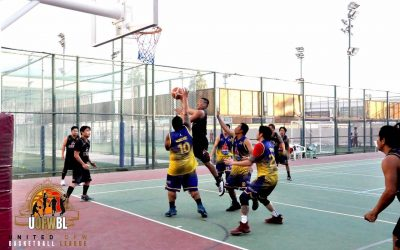 DXB Titans clinch United OFWBL Winter League title
