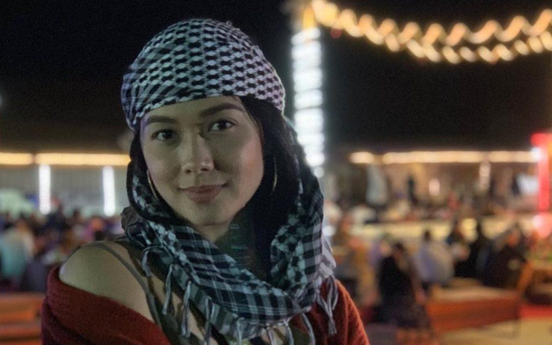LOOK: Maja Salvador shares photo of her trip to Dubai