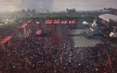 50 injured at free Coca-Cola concert in Pasay City