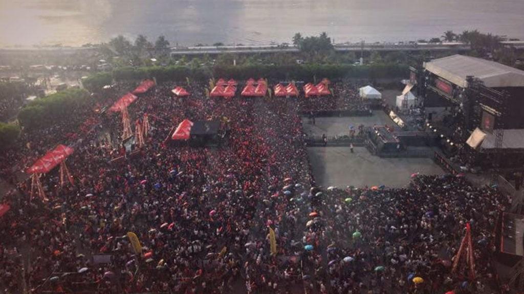 50 injured at free Coca-Cola concert in Pasay City
