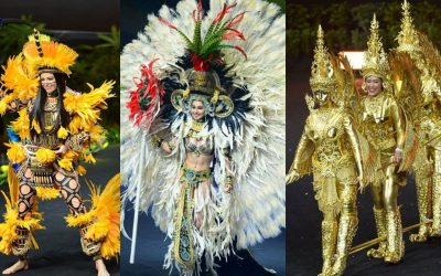 IN PHOTOS: Miss Universe 2018 candidates stun in their national costumes