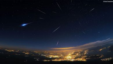 Photo of Dubai meteor shower most visible tomorrow