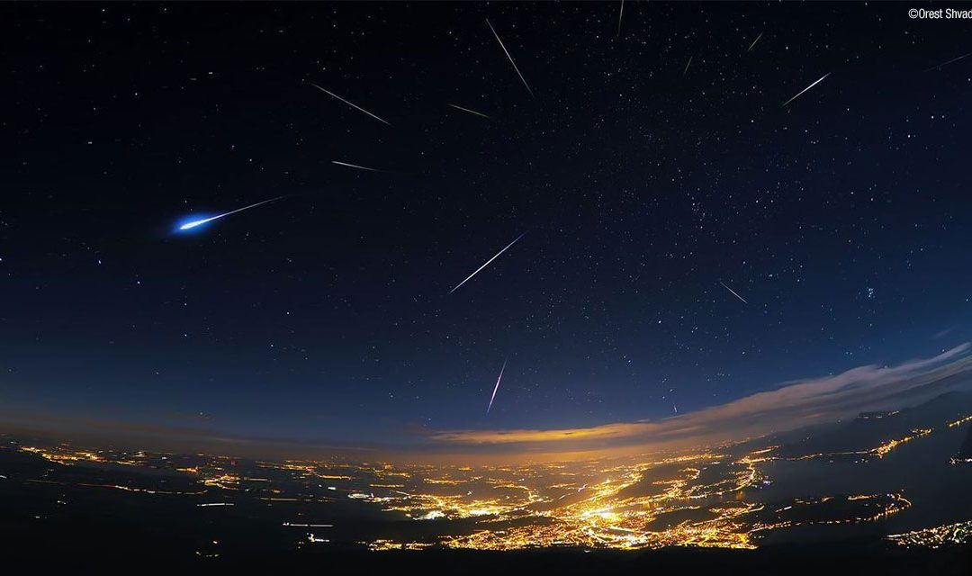 Dubai meteor shower most visible tomorrow