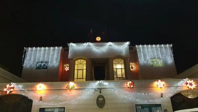 Photo of LOOK: Pampanga's Parols give PH Embassy a festive vibe