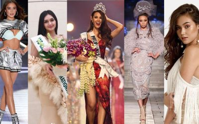 5 Pinay beauties who made the country proud this 2018