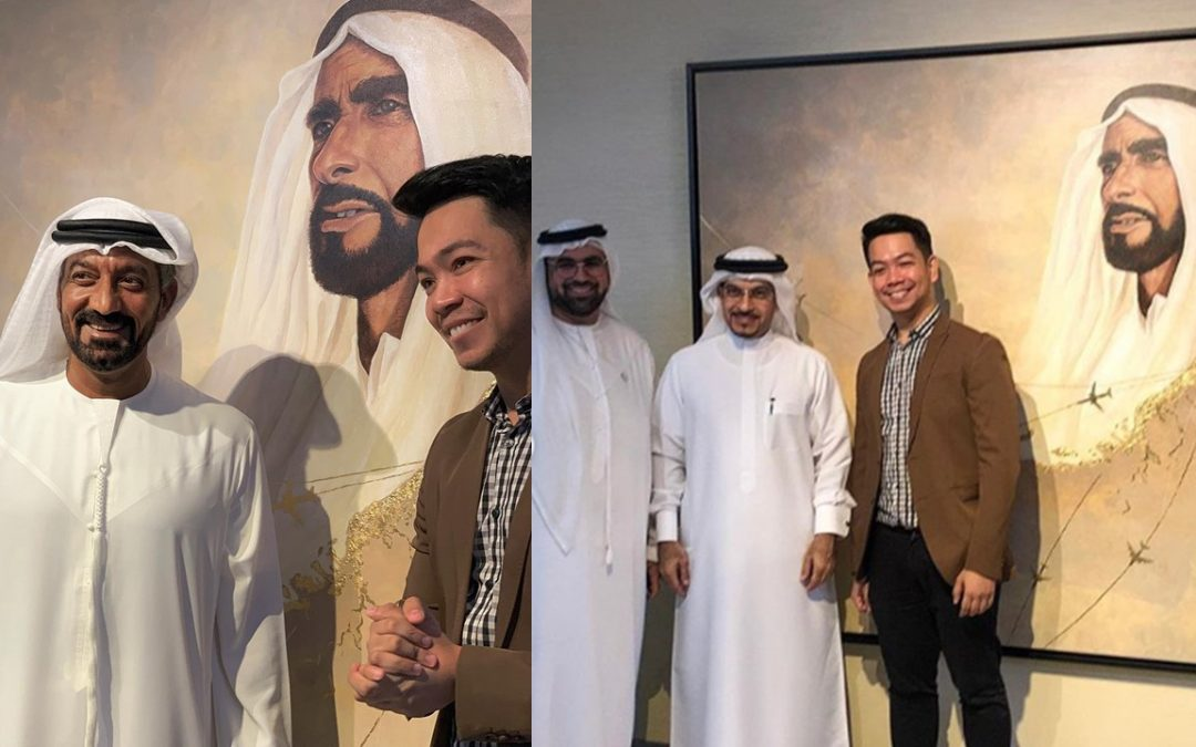 OFW's masterpiece for 'Year of Zayed' to be permanently displayed at Emirates HQ