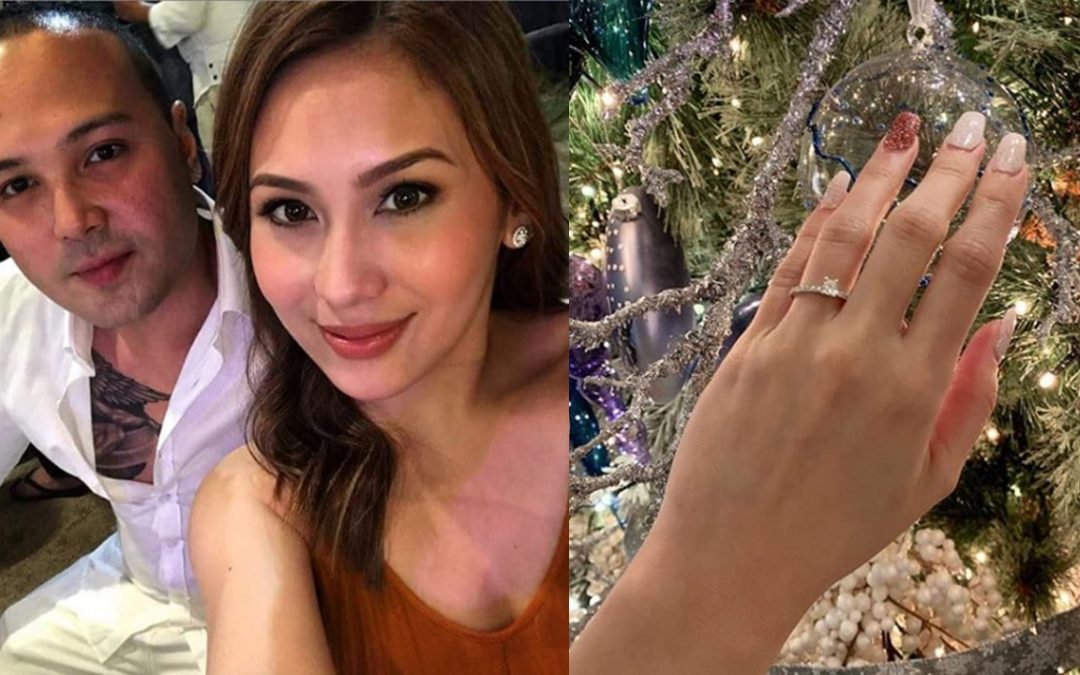 Polo Ravales gets engaged to non-showbiz gf on Christmas Day