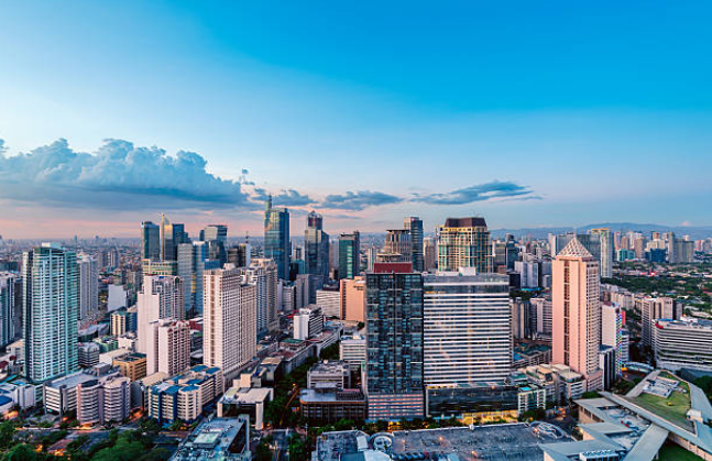 Philippine real estate headed for record year