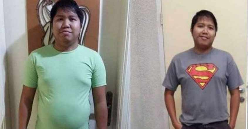 Filipino in Dubai receives 10g of gold for losing weight