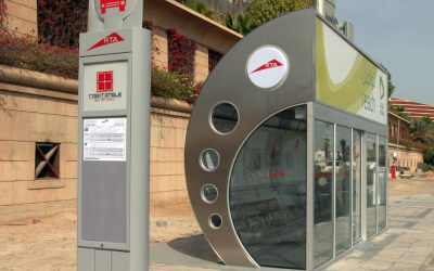 Sun-powered bus shelters to be tested in Dubai