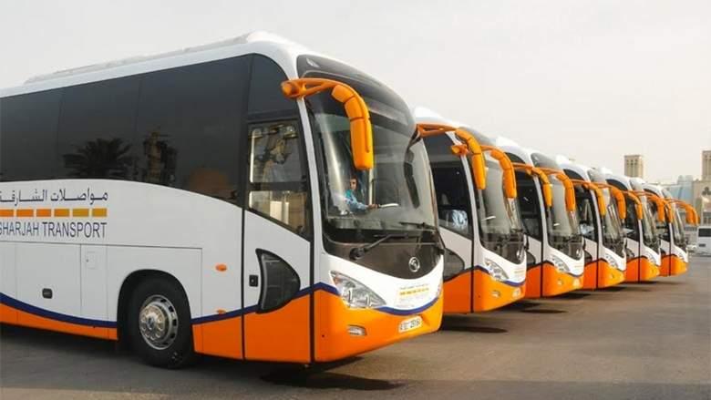 Sharjah announces bus fare increase