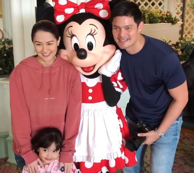 WATCH: Dingdong and Marian's daughter transforms into a Disney Princess for 3rd birthday